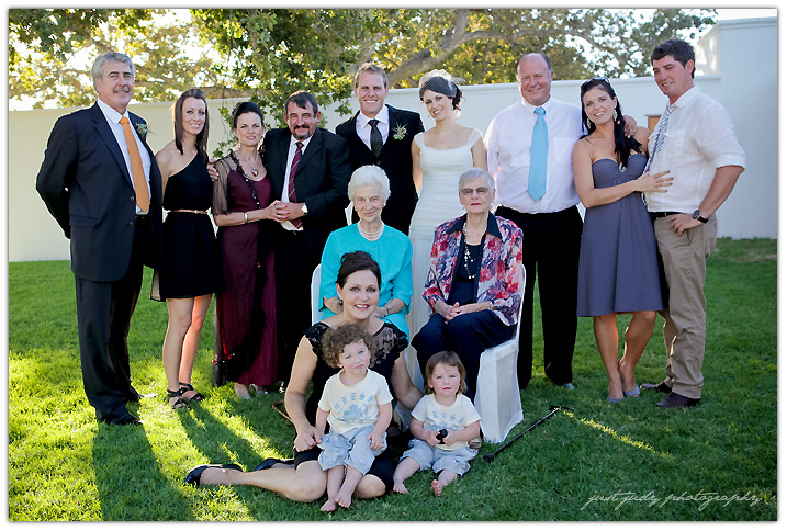 Wellington, Kleinevalleij Wedding PhotographyWellington, Kleinevalleij Wedding Photography